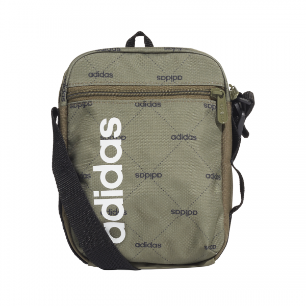 ADIDAS ACCESSORIES LINEAR ORGANIZER GRAPHIC BAG ED0249