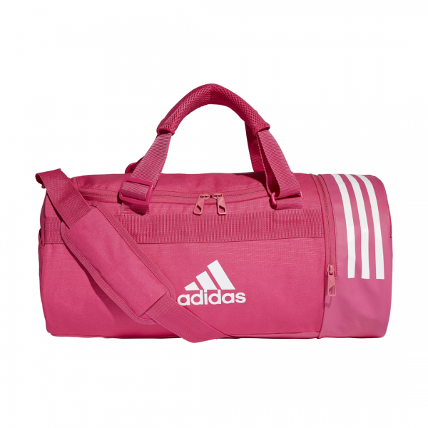 ADIDAS WOMEN ACCESSORIES CONVERTIBLE TRAINING DUFFEL BAG SMALL DT8647
