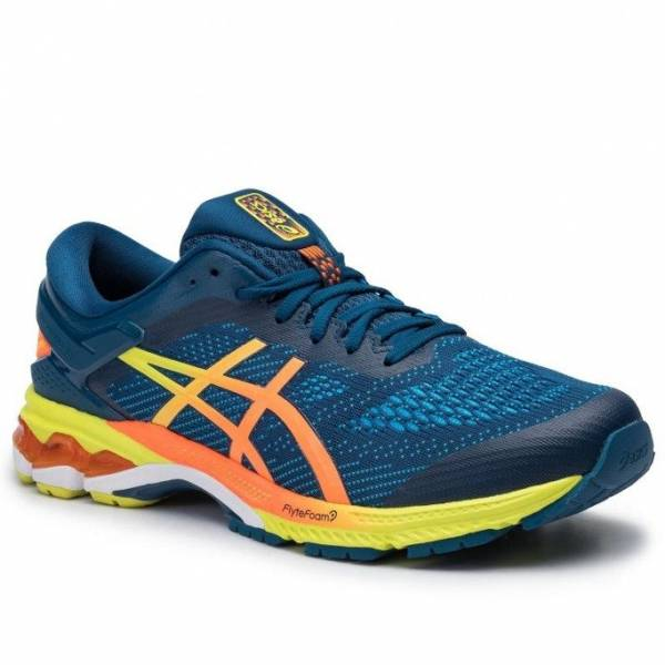 ASICS MEN RUNNING GEL-KAYANO 26 SHOES 1011A712-400