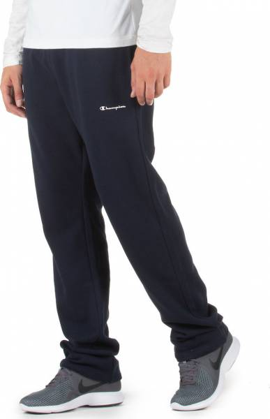 CHAMPION MEN CLOTHING STRAIGHT HEM PANTS BLACK 213568