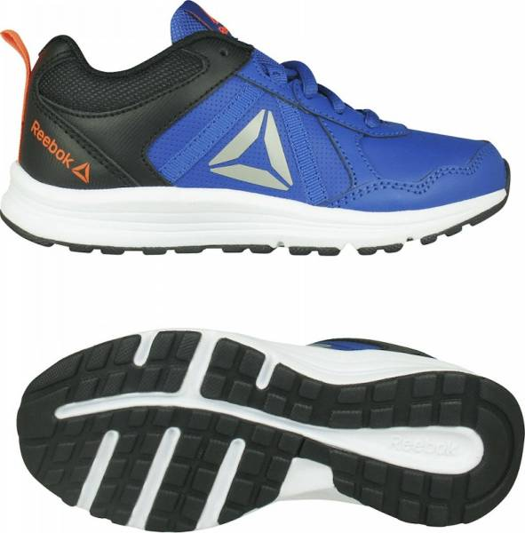 REEBOK KIDS BOYS RUNNING ALMOTIO 4.0 SHOES DV8679