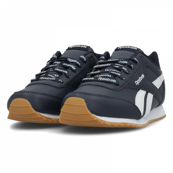 REEBOK KIDS BOYS ROYAL CLASSIC JOGGER 2.0 SHOES DV9078
