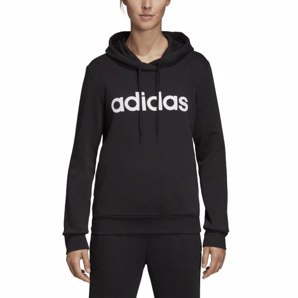 ADIDAS WOMEN CLOTHING ESSENTIALS LINEAR PULLOVER DP2364