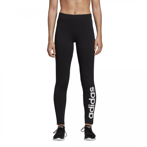 ADIDAS WOMEN CLOTHING ESSENTIALS LINEAR TIGHTS DP2386