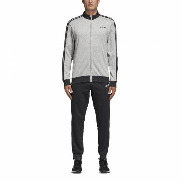 ADIDAS MEN CLOTHING COTTON RELAX TRACKSUIT DV2444