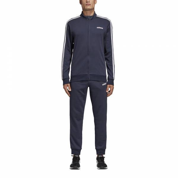 ADIDAS MEN CLOTHING COTTON RELAX TRACKSUIT DV2455