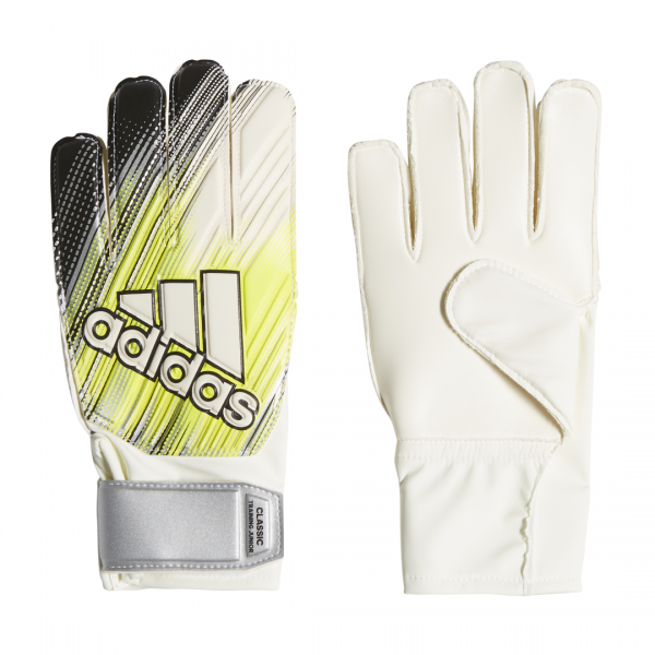 ADIDAS FOOTBALL KIDS CLASSIC TRAINING GOALKEEPERS GLOVES DY2622