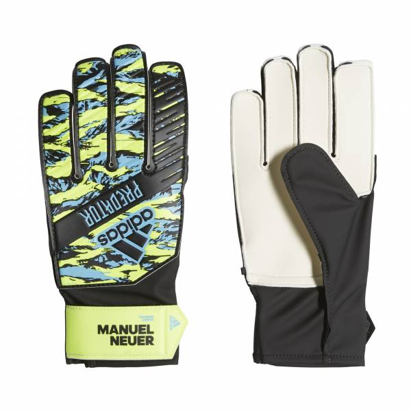 ADIDAS FOOTBALL KIDS MANUEL NEUER TRAINING GOALKEEPERS GLOVES DY2623