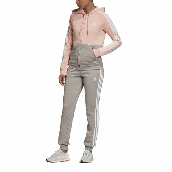 ADIDAS WOMEN CLOTHING GAME TIME TRACKSUIT DZ6247