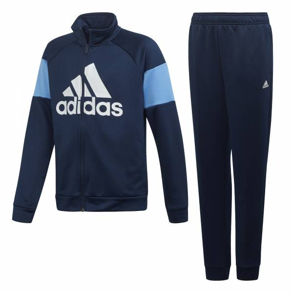 ADIDAS KIDS BOYS CLOTHING BADGE OF SPORT TRACKSUIT ED6226