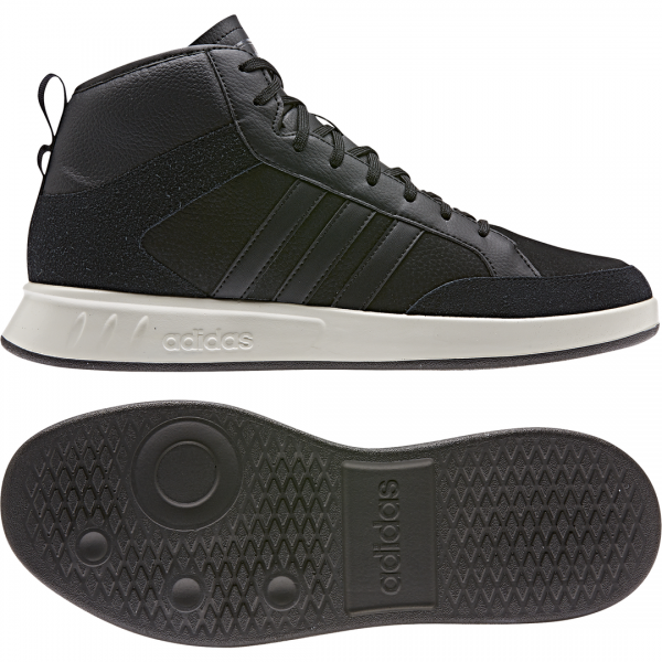 ADIDAS MEN LIFESTYLE COURT 80S MID SHOES EE9679