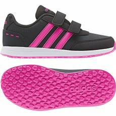 ADIDAS KIDS GIRLS LIFESTYLE VS SWITCH 2 SHOES EG1594