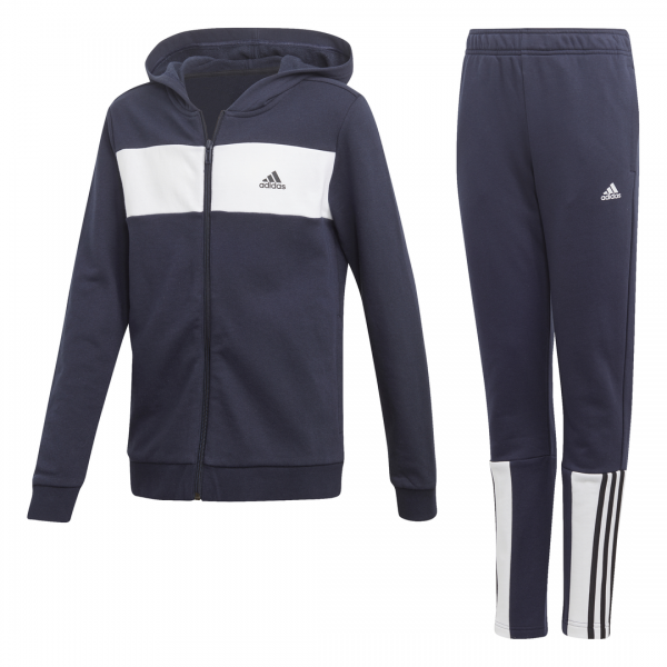 ADIDAS KIDS BOYS CLOTHING COTTON TRACKSUIT EK4303