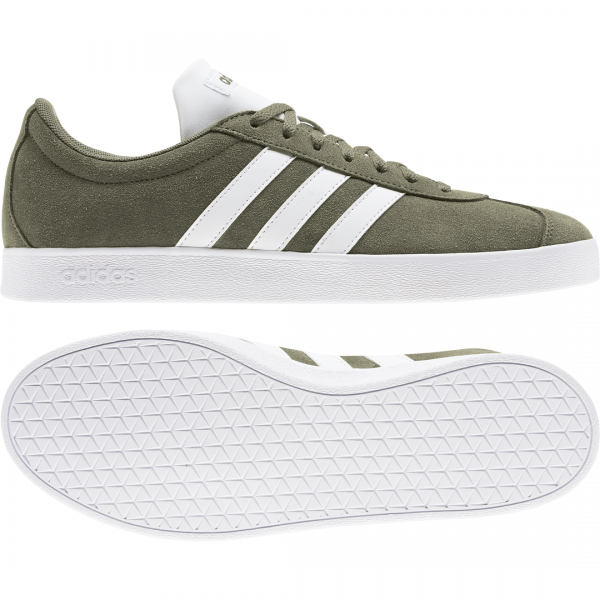 ADIDAS MEN LIFESTYLE VL COURT 2.0 SHOES G54132