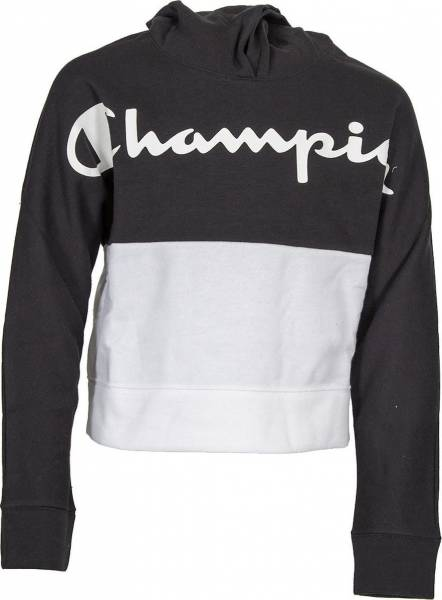 CHAMPION KIDS GIRLS CLOTHING HOODED SWEATSHIRT 403646-KK001