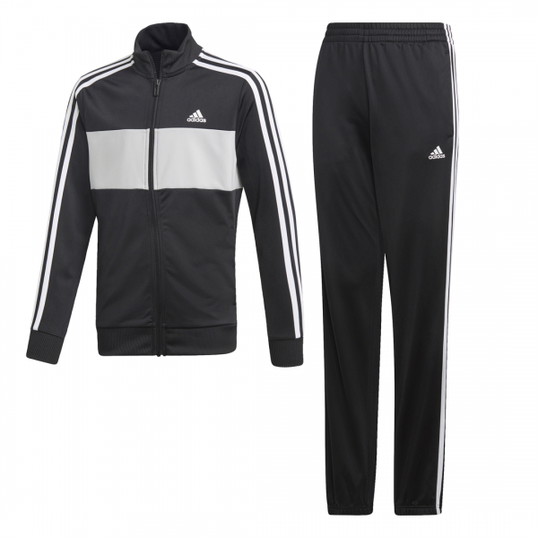 ADIDAS KIDS BOYS CLOTHING TIBERIO TRACKSUIT DV1739