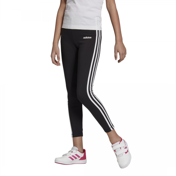 ADIDAS KIDS GIRLS CLOTHING ESSENTIALS 3 STRIPES LEGGINGS DV0367