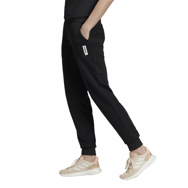 ADIDAS WOMEN CLOTHING BRILLIANT BASICS TRACK PANTS EI4629