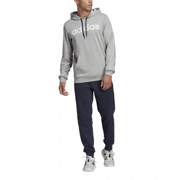 ADIDAS MEN CLOTHING MTS CUFFED SWEATPANTS + HOODIE SET DV2456