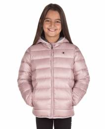 CHAMPION KIDS GIRLS CLOTHING HOODED JACKET 305073-VS052