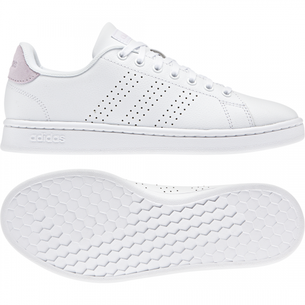 ADIDAS WOMEN LIFESTYLE ADVANTAGE SHOES F36481