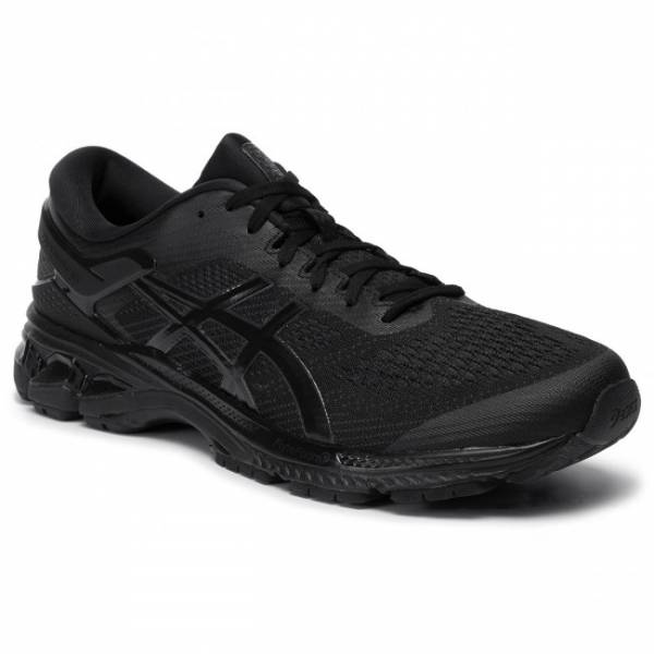 ASICS MEN RUNNING GEL-KAYANO 26 SHOES 1011A541-002