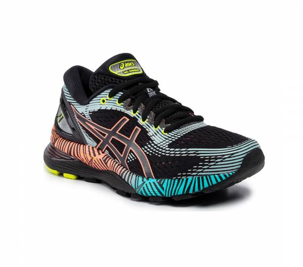 ASICS WOMEN RUNNING GEL-NIMBUS 21 LS SHOES 1012A540-001