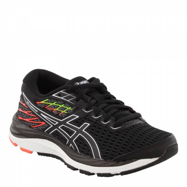 ASICS KIDS BOYS RUNNING GEL-CUMULUS 21 GS SHOES 1014A069-001