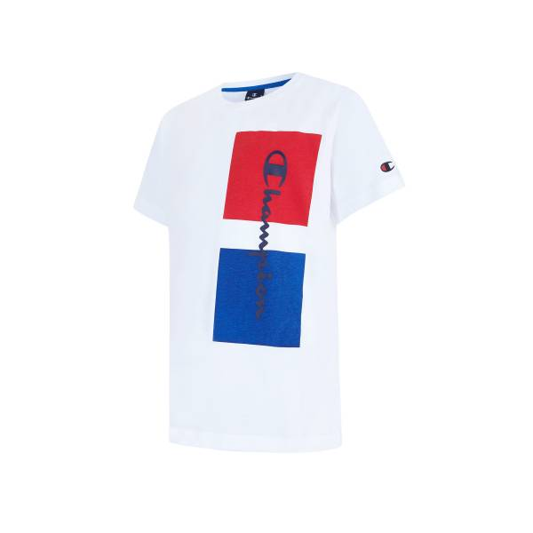 CHAMPION KIDS BOYS CLOTHING CREWNECK T-SHIRT 305204-WW001