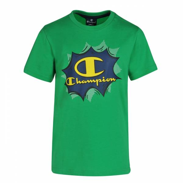 CHAMPION KIDS BOYS CLOTHING CREWNECK T-SHIRT 305209-GS004