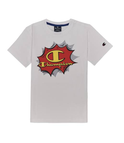 CHAMPION KIDS BOYS CLOTHING CREWNECK T-SHIRT 305209-WW001