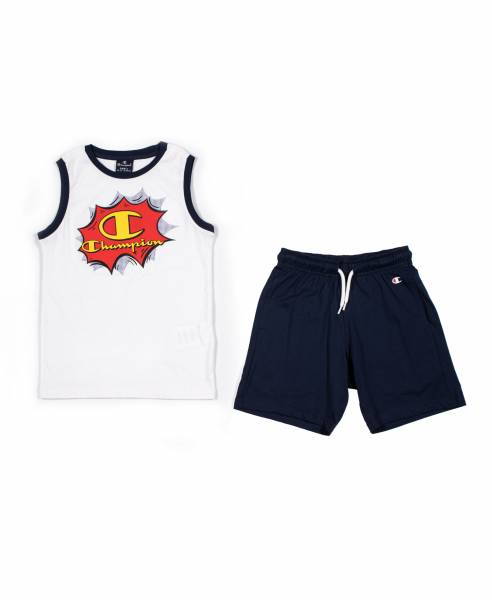CHAMPION KIDS BOYS CLOTHING SET 305218-WW001