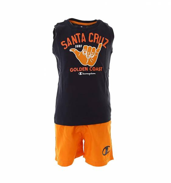 CHAMPION KIDS BOYS CLOTHING SWIMWEAR SET 305279-BS501