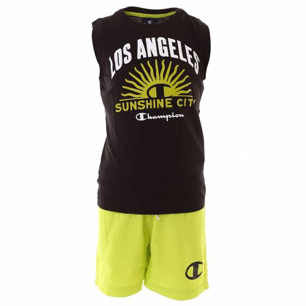 CHAMPION KIDS BOYS CLOTHING SWIMWEAR SET 305279-KK001