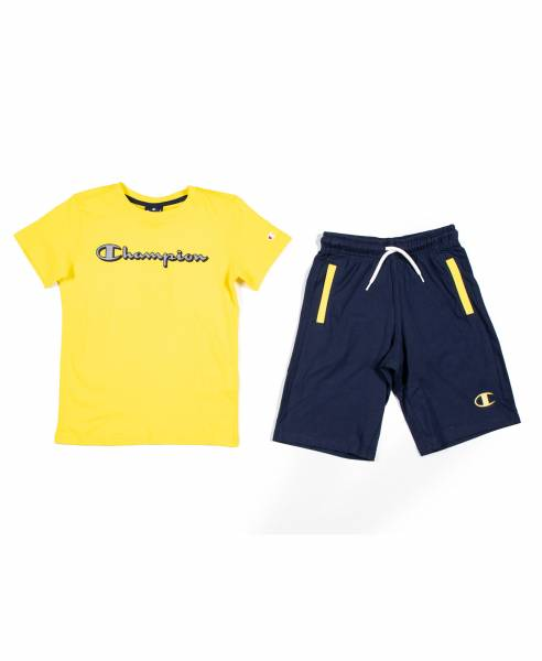 CHAMPION KIDS BOYS CLOTHING SET 305216-YS080