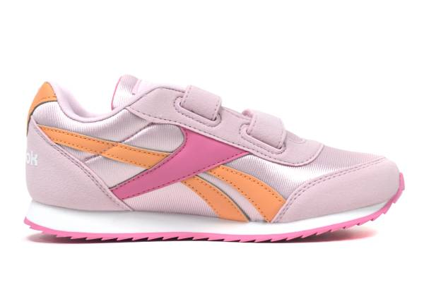REEBOK KIDS GIRLS ROYAL CLASSIC JOGGER 2.0 SHOES EF3729