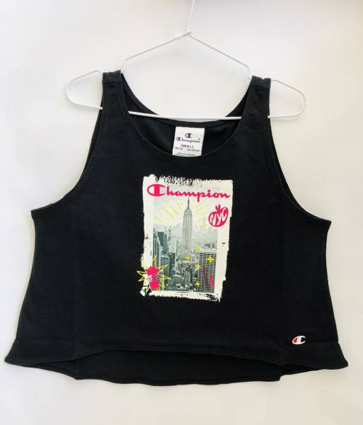 CHAMPION KIDS GIRLS TANK TOP 403875-KK001