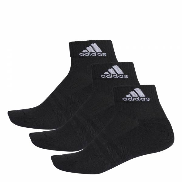 ADIDAS PERFORMANCE ANKLE SOCKS BLACK AA2286